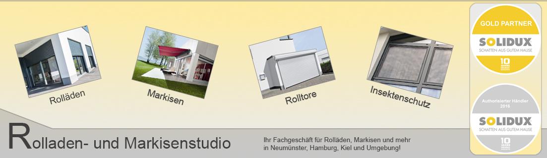 ROLLADEN + MARKISEN | Bauelemente B. Schmidt